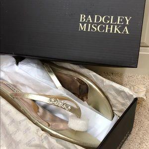 Badgley Mischka Bellmont Slides
